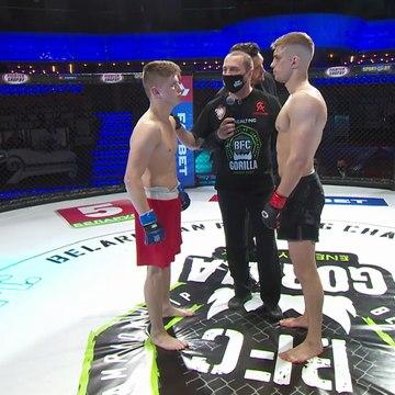 Evgeniy Sleptsov vs Roman Pasyukov (BFC 52) 14-05-2019