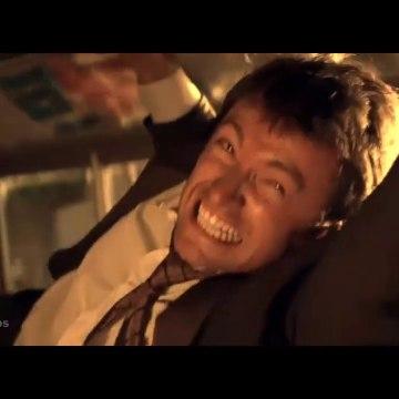 Swordfish - Last Helicopter Action scene   Skyscraper Stunt   Hugh Jackman, John Travolta