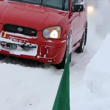 Efsane Kar Drift Yanlama | Legend Snow Drift | Trend Video | 2020