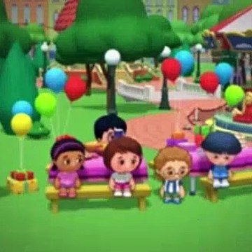Handy Manny Season 2 Episode 10 Squeeze Sticks Basketball For All
