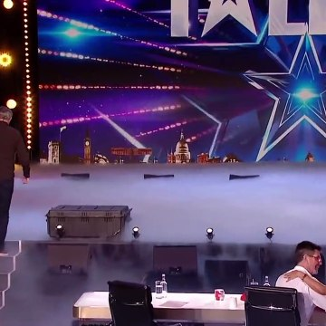 FLYING DRONES INVADE BGT STAGE! - Britain's Got Talent 2020 / Got Talent Global