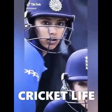 New Cricket tiktok videos