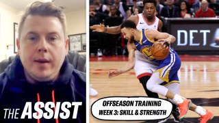 How Steph Curry's Trainer Designs His Offseason
