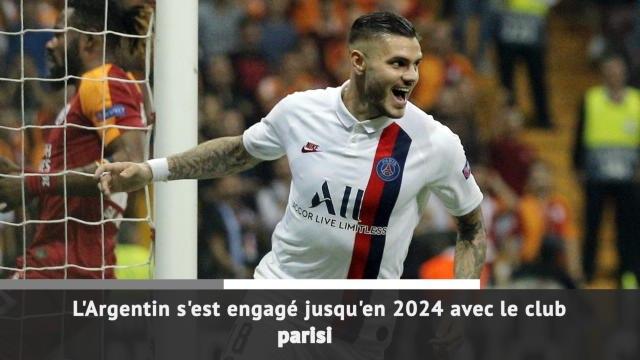 Transferts - Icardi reste à Paris !