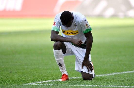 Bundesliga : Thuram, un but engagé
