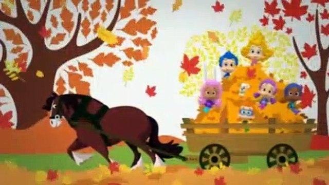 Bubble Guppies Season 3 Episode 18 Gobble Gobble Guppies