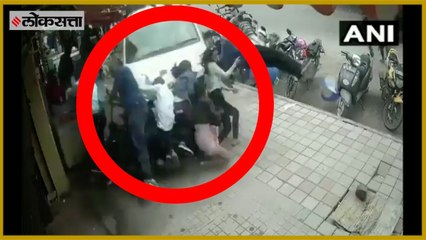 bengluru accident CCTV  Footage