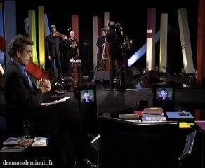 Michel Séonnet, Patrick Blanc, Israel Galván, Richard Galliano. Des mots de minuit #262