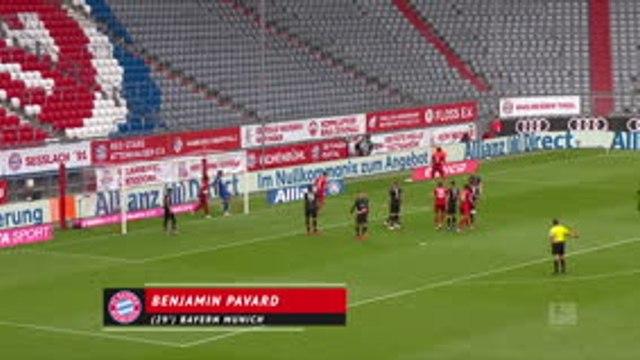 29e j. - Lancé par Pavard, le Bayern ne s'arrête plus !