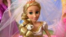 Boneca Rapunzel Enrolados para sempre
