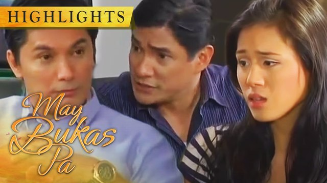 Wilson conspires with Enrique to push Alex's wedding through | May Bukas Pa