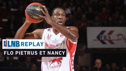 Replay - Nancy - Dijon (2016) avec Flo Pietrus !
