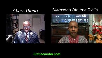 Entretien avec M. Abass Deing, président de GCUM (Ressortissants Guinéens de Boston-Massachusetts)