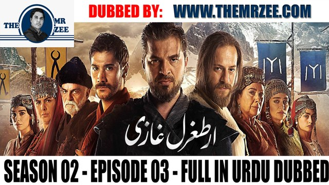 Dirilis Ertugrul Season 2 Episode 3  in Urdu Dubbed