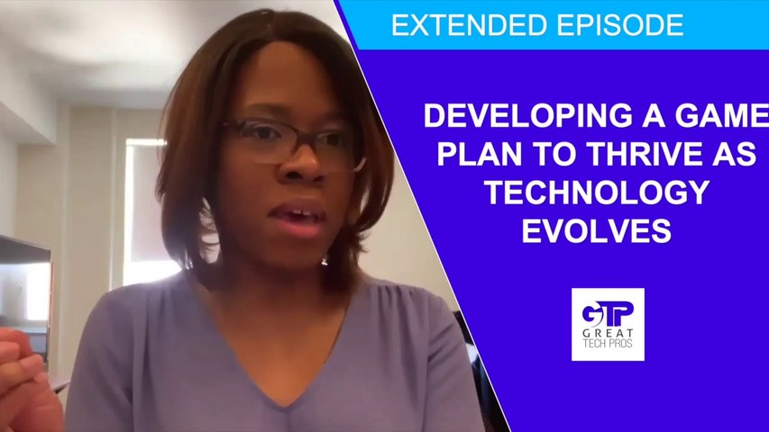 Developing a Game Plan to Thrive as Technology Evolves (Extended Episode) - Susanne Tedrick