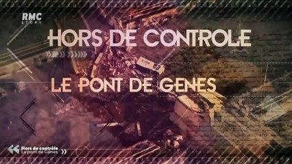 HORS DE CONTROLE - PONT DE GENES