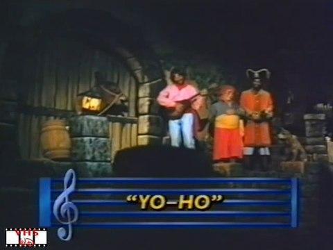 "VHSWD PausaVideo - ""Yo-ho"" da 'Canta con noi' vol. 4"