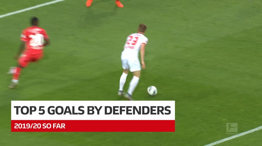 Hummels, Pavard and Co. | Top 5 Goals By Defenders 2019/20 So Far