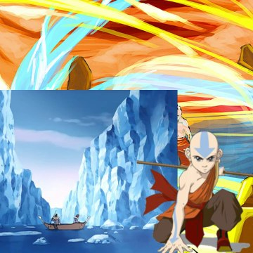 Avatar The Legend Of Aang Episode 1 Sub Indo Part 1
