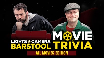 I Don't Think Anyone Can Beat RA & KenJac In Movie Trivia (LCB Movie Trivia - Match 8)
