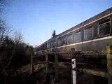 Train SNCF Corail BB 67000 En Voyage