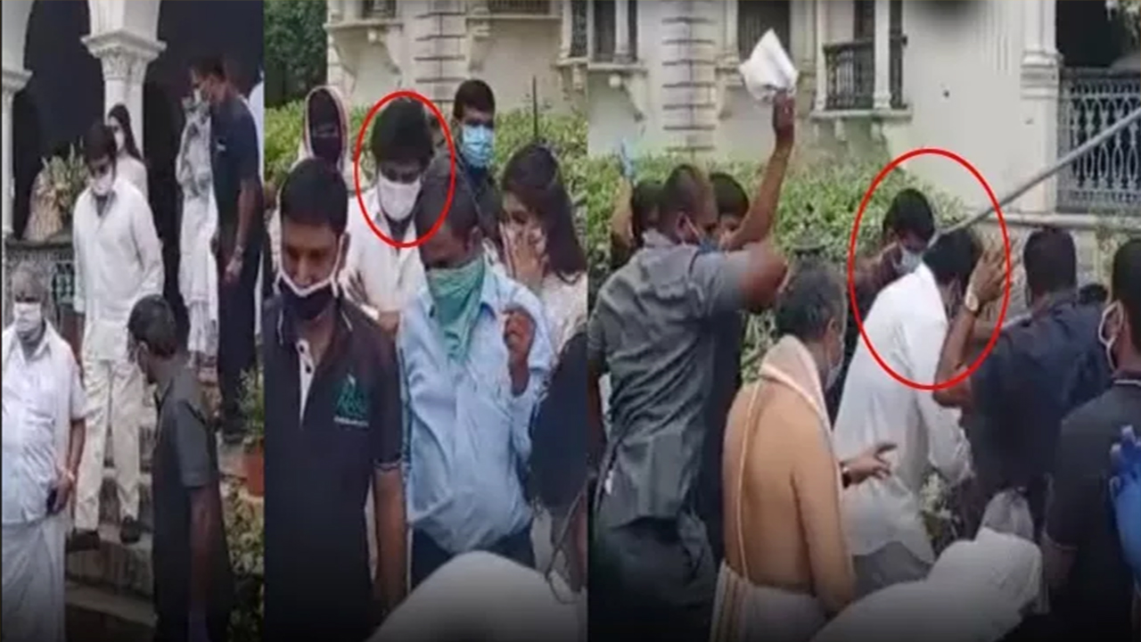 Ram Charan & Upasana attacked by Honey Bees • Chirenjeeve | Domakonda