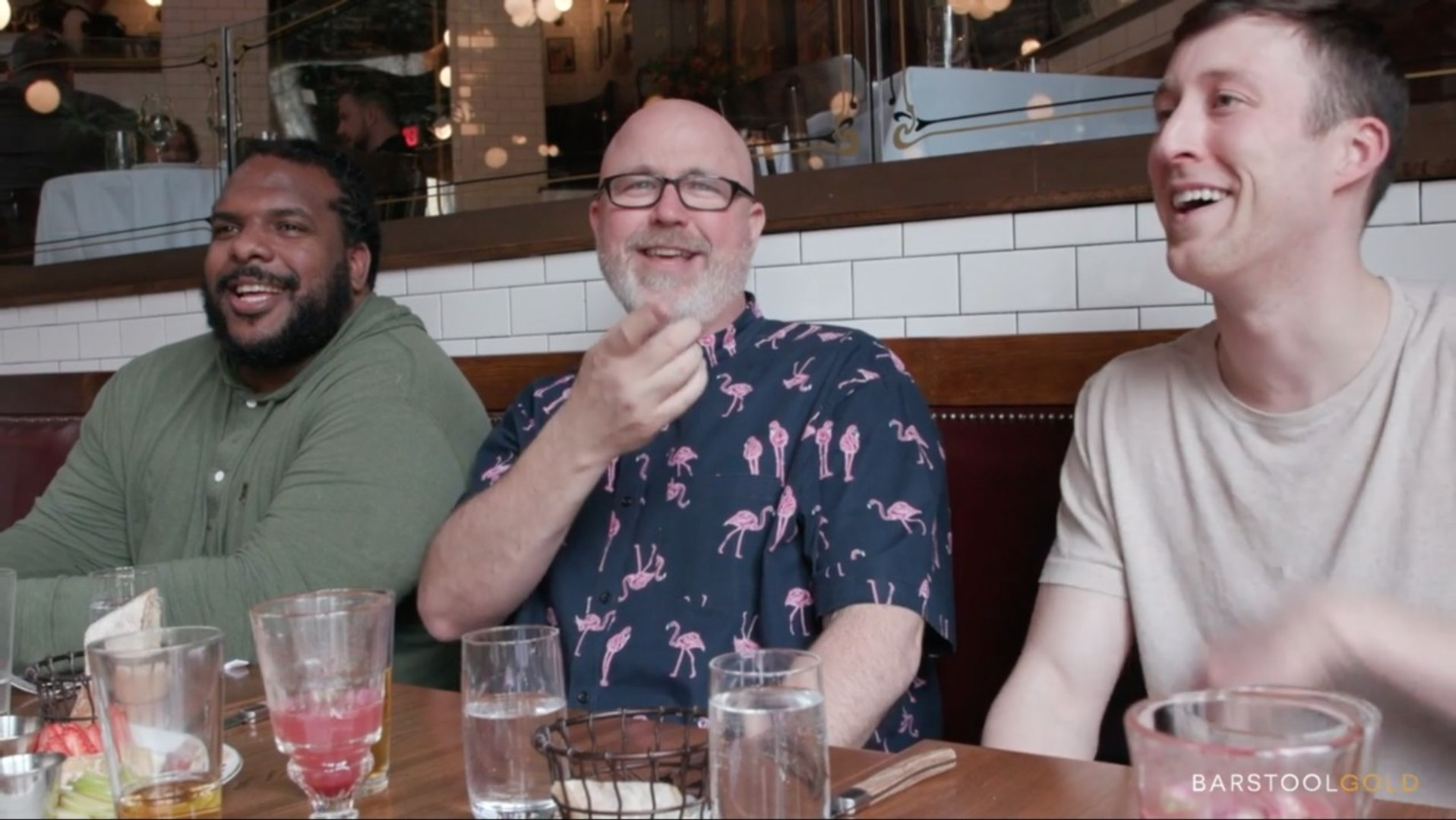 Happy Pride: Here's My Full Coming Out Story Told Over A Massive Meal With Willie And Large