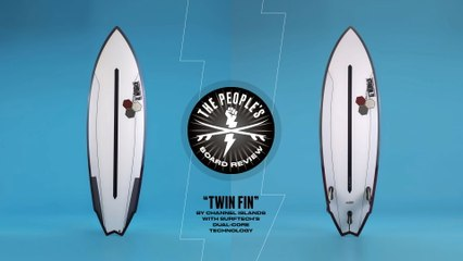Surftech's Take on This CI Twin Can (And Probably Should) Replace Your Thruster