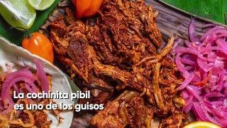 El delicioso origen de la Cochinita Pibil