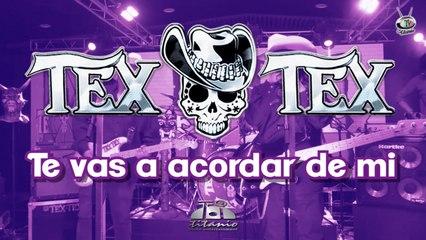 Tex Tex - Te Vas A Acordar De Mi (Lyrics)
