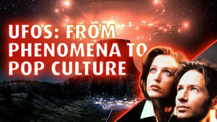 UFOs in POP CULTURE: History EXPLAINED