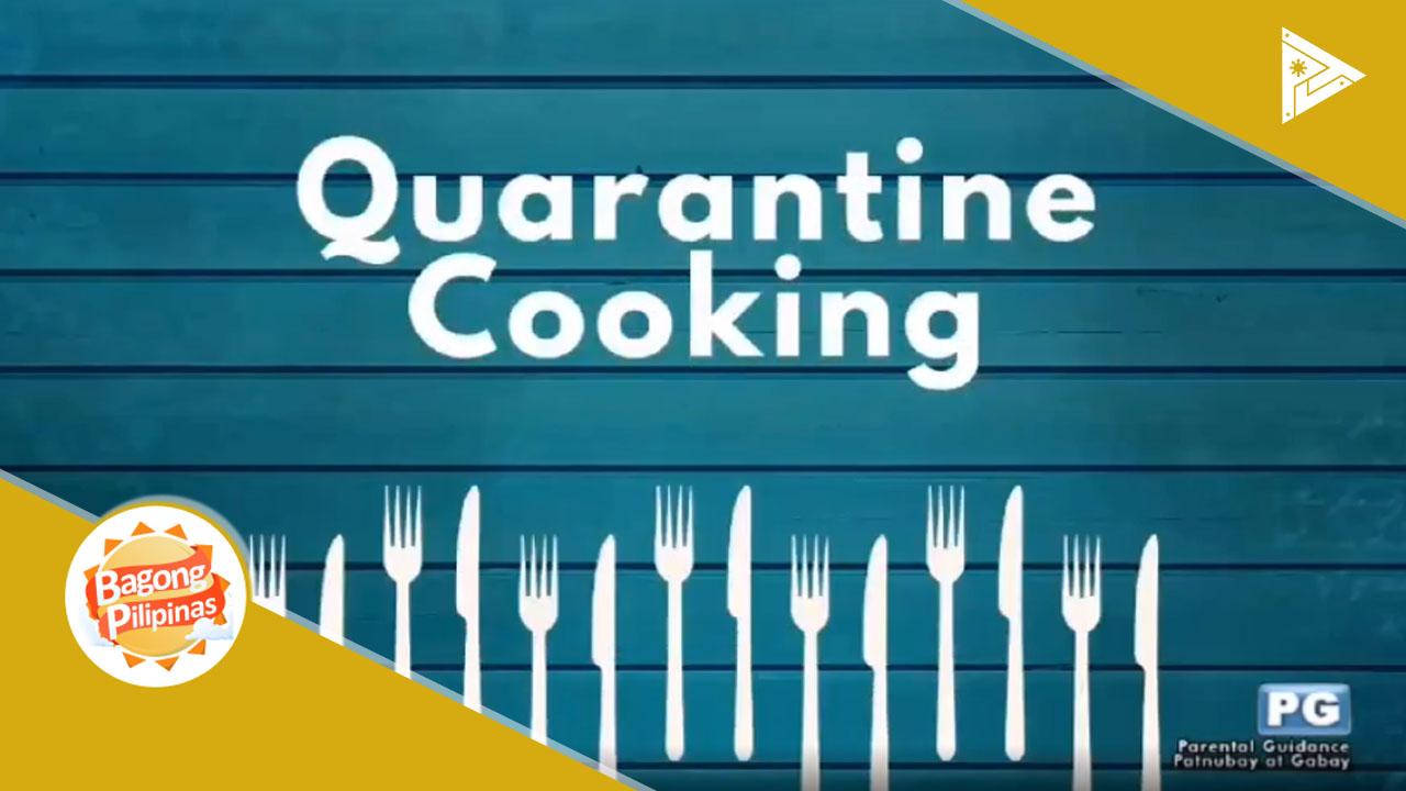 QUARANTINE COOKING: Buttered shrimp