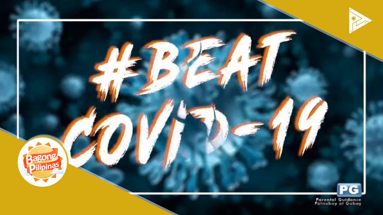 #BEAT CoVID-19: Mga paraan upang makaiwas sa CoVID-19