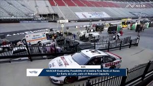 NASCAR Reportedly Is Evaluating Possibility Of Allowing Fans To Return