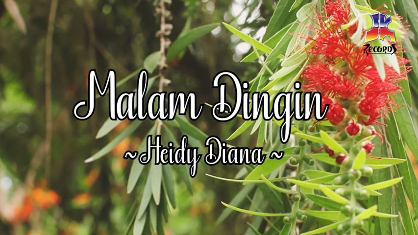 Heidy Diana - Malam Dingin (Official Lyric Video)
