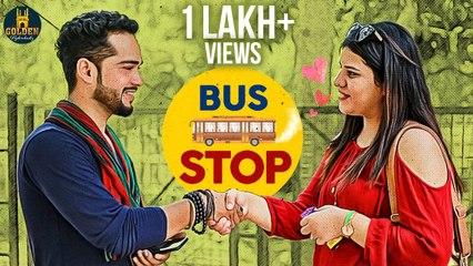 Bus Stop - Abdul Razzak - Latest Comedy Video - Funny Videos - Hyderabadi Comedy -Golden Hyderabadiz