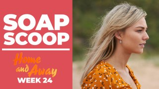 Home and Away Soap Scoop! Jasmine gets upsetting news