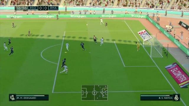 Real Sociedad - Real Madrid : notre simulation FIFA 20 (Liga - 30e journée)