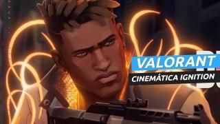 Valorant - Cinemática Duelistas