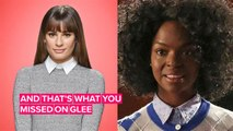 Samantha Ware says Lea Michele threatened to 's**t in my wig' on Glee