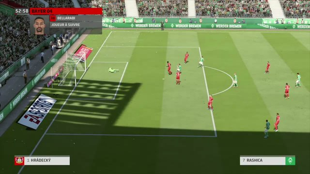 Werder Brême - Bayer Leverkusen : notre simulation FIFA 20 (Bundesliga - 26e journée)