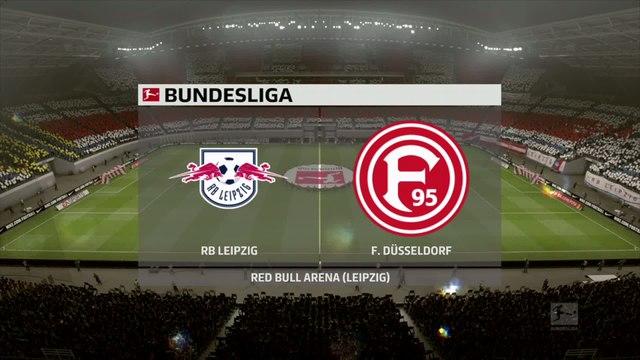 RB Leipzig - Fortuna Dusseldorf : notre simulation FIFA 20 (Bundesliga - 32e journée)