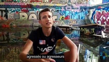 Prix académique Non au harcèlement 2020 - Lycée Daumier de Marseille