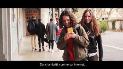 Prix Non au Harcelement 2020 - Lycée Dominique Villars de Gap