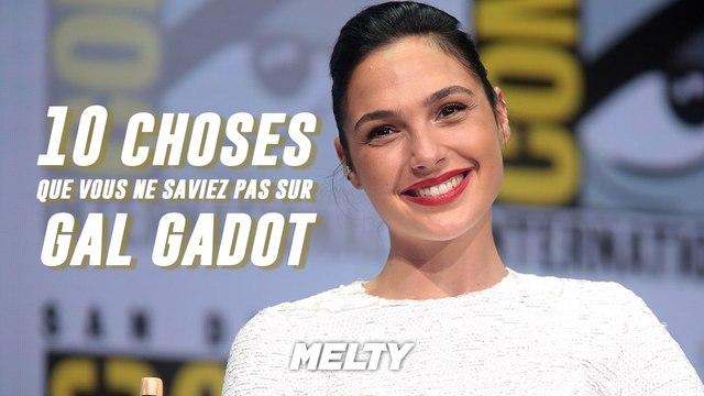 Gal Gadot : 10 trucs que tu ignores sur la star de Wonder Woman