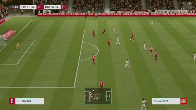 SC Fribourg - Bayer Leverkusen : notre simulation FIFA 20 (Bundesliga - 30e journée)