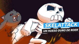 Gameplay de Skelattack