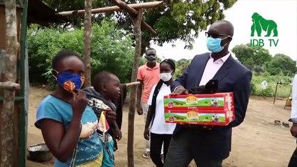 HOPE CONGO aide Soumouna et Voula à faire face à la Covid-19