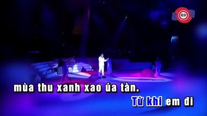 Tình quay gót (Karaoke) - Đan trường