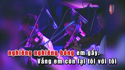 Một mình (Karaoke) - Hồng Nhung